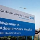 Addenbrooke's Hospital in Cambridge has eased its visitor restrictions.