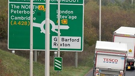 Highways England has launched a new consultation for the Black Cat to Caxton Gibbet scheme.