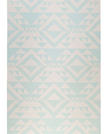 2. Rugged up: Accessorize Home Light Mellow Rug, from a selection, The Rug Seller. Picture: PA Photo