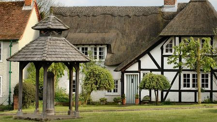 Homes in villages such as Westmill in Hertfordshire have become increasingly popular.Picture: Getty
