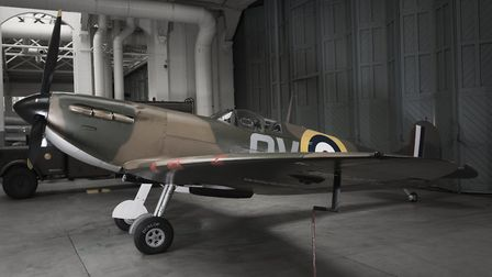 IWM Duxford is synonymous with the Supermarine Spitfire as the first RAF base to fly these fighter a