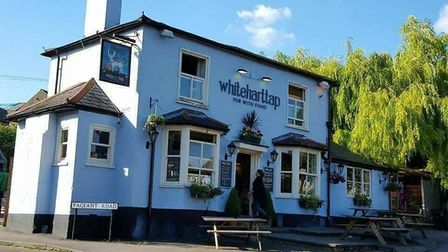 White Hart Tap, 4 Keyfield Terrace. Image: Supplied
