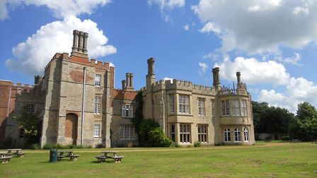 Historic Hinchingbrooke House in Huntingdon will reopen in August
