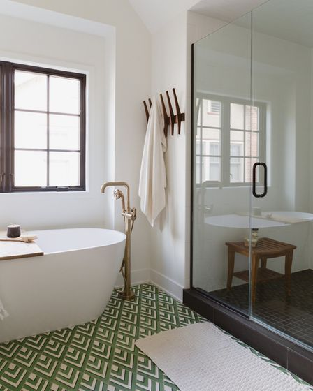 Houzz expect that we could begin to see copper, brass or bronze fixtures replacing stainless steel c