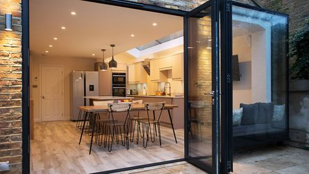 Connecting to the outdoors will continue to be in high demand, according to Houzz. Picture: PA Photo