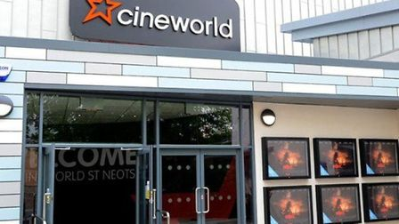 Cineworld has announced it will be reopening its cinemas in England, including St Neots and Huntingd
