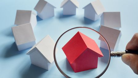 Finding the perfect property isn't easy. Picture: Getty Images/iStockphoto