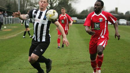 Jon Clements has made the move from Colney Heath to Essex Senior League side Walthamstow. Picture: K