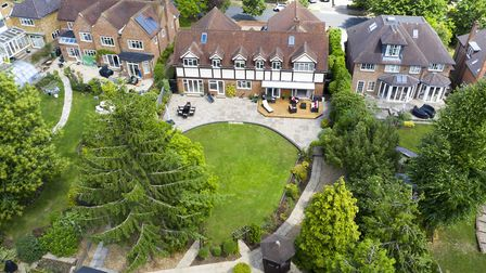 The Park is one of St Albans' most desirable addresses. Picture: Daniels Estate Agents