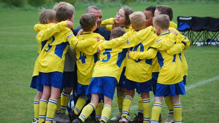 St Albans City Youth won two categories at the 2020 Herts FA Grassroots Football Awards. Picture: ST