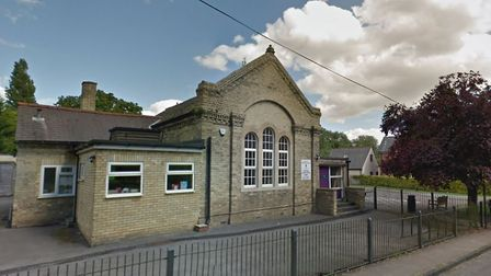 Therfield First School. Picture: Google Street View