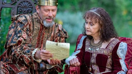 Organisers of the annual Cambridge Shakespeare Festival have launched a Crowdfunder appeal to help p