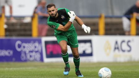 Dean Snedker has left St Albans City after three years. Picture: DANNY LOO