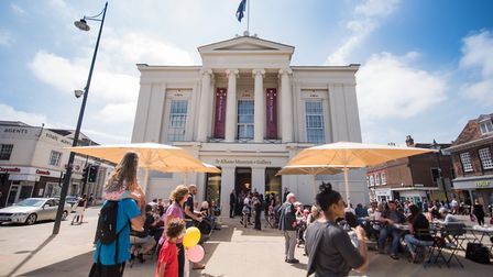 St Albans Museum + Gallery.