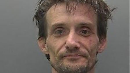 Herts police are appealing to trace wanted Tim MacGuinness in connection with a robbery. Picture: He