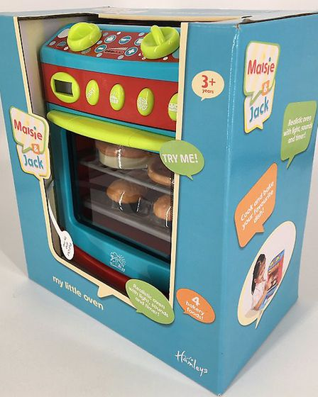 Toys were stolen from the Hamleys warehouse in Royston. Picture: Herts police