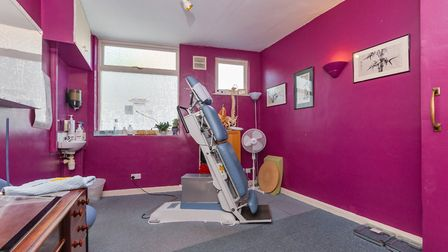 The property could be converted back to a family home, subject to necessary consents. Picture: Cassi