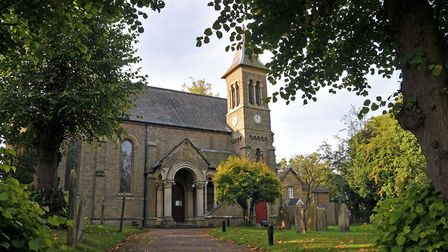 St Marks Church, Colney Heath. Picture: Danny Loo