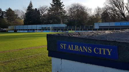 St Albans City Football Club will hold their latest networking event online.