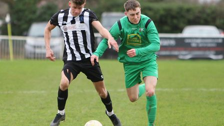 Jack Woods is back for another season with Colney Heath. Picture: KARYN HADDON