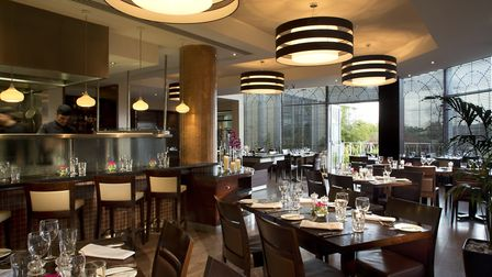 The Brasserie at Sopwell House will be one of the many things on offer when it reopens. Picture: Cou