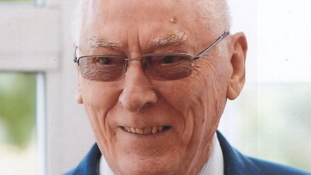 Royston headteacher, Rotarian and basketball coach Ken Charles has passed away aged 87. Picture: Cou