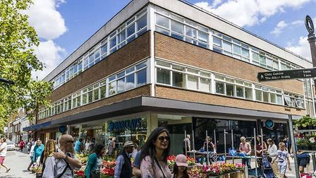 St Albans council makes offer on seven million pound building. Picture: Supplied