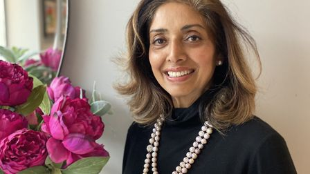 Parminder Grewal, managing director of Alban Manor Nursing Home, in St Albans. Picture: Alban Manor