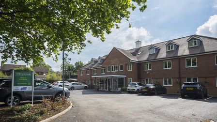 Staff at Alban Manor work to ensure residents are happy and have the opportunity for optimum physica