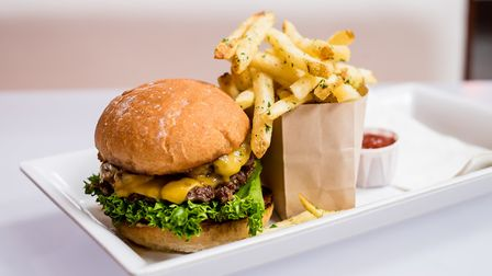 The best burger joints in St Albans. Image: Getty