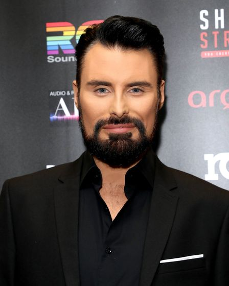 Rylan Clark-Neal. Picture: Lia Toby/PA