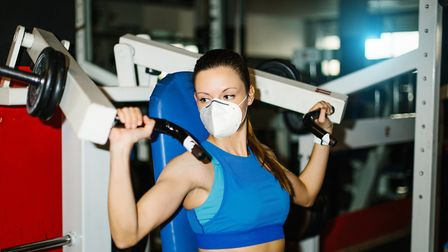 Gyms are preparing to re-open from July 25. Picture: Getty Images/iStockphoto