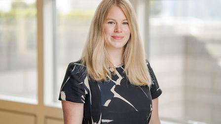 Sarah Brodie, the Association of British Insurers' policy adviser for property insurance. Picture: A