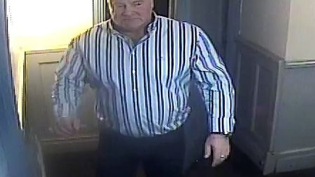 Police have released an image of a man who might be able to help with enquiries following an ABH at