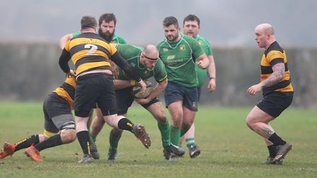 Datchworth and Letchworth will lock horns again in round two of the London Two North West season. Pi