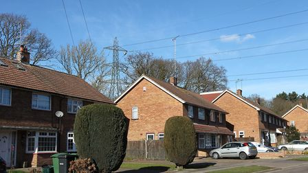 More homes in Bricket Wood. Picture: Danny Loo