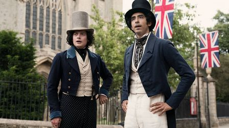 ThePersonal History of David Copperfield will be screened at the Trumpington Park and Ride drive-in