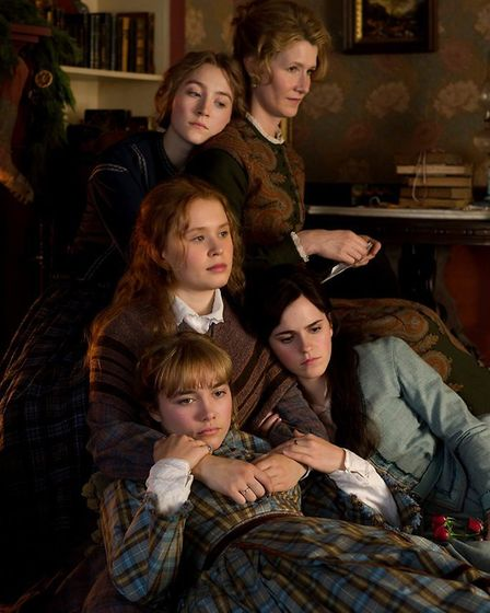 Little Women will be screened at the Trumpington Park and Ride drive-in cinema in Cambridge. Picture
