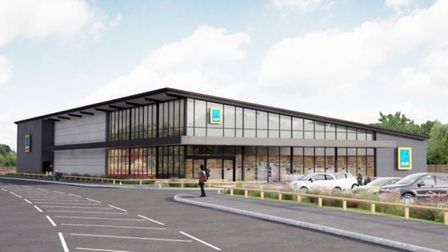 Aldi is opening a new store in St Ives on Thursday.