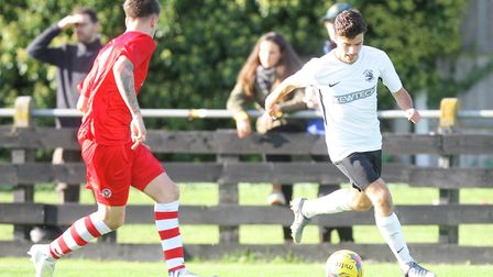 Royston Town will start this year's FA Cup in the preliminary round. Picture: KARYN HADDON