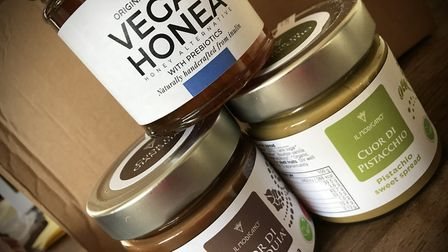 Gourmet Alternative is a online cheesemonger and deli selling selected plant-based goods via their w