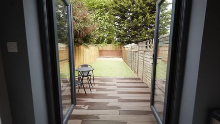 A south-facing garden can give a property the edge. Picture: Getty Images/iStockphoto