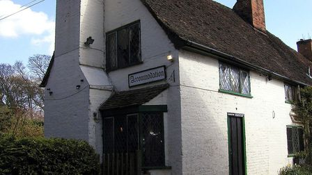 The Brocket Arms, Ayot St Lawrence. Picture: Archant