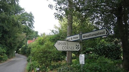 Wheathampstead is a couple of miles from Ayot St Lawrence. Picture: Archant