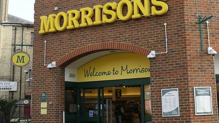 Royston's Morrisons store. Picture: Archant