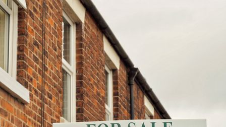 A house price crash is now unlikely, one leading economist has said. Picture: Getty Images/iStockpho