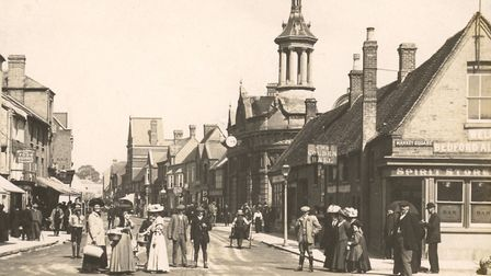 Experience the stories of local people through online articles and videos. Picture: St Neots Museum