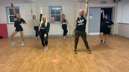 Langdale Dance Arts launched the first socially distanced Dance classes PICTURE: Langdale Dan