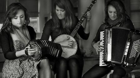 Lady Maisery will headline the main concert at this year's St Albans Folk Festival in the Maltings A