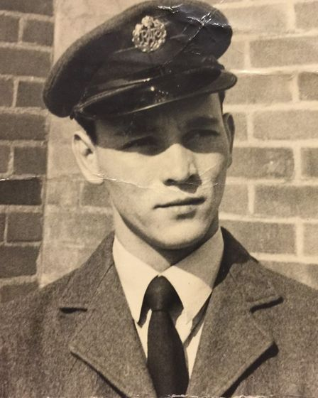 Jimmy Nicholls later joined the RAF.